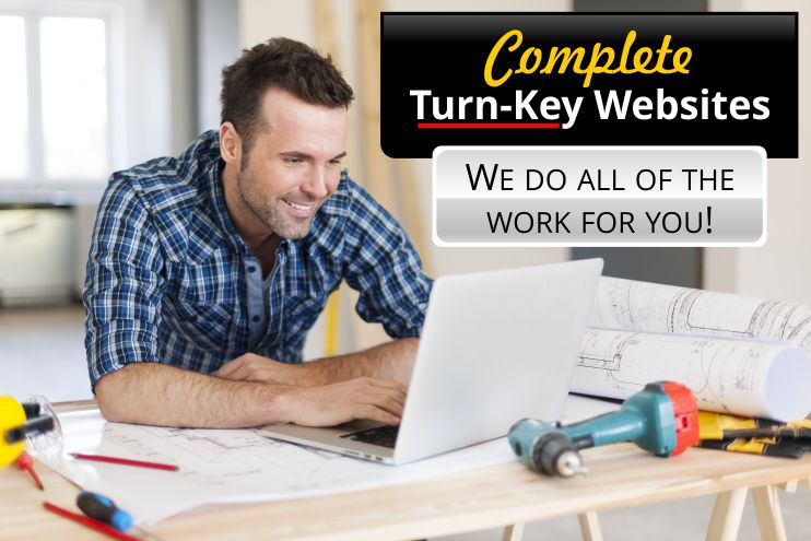 Turnkey | Small Business Hosting Webmaster in Aledo IL