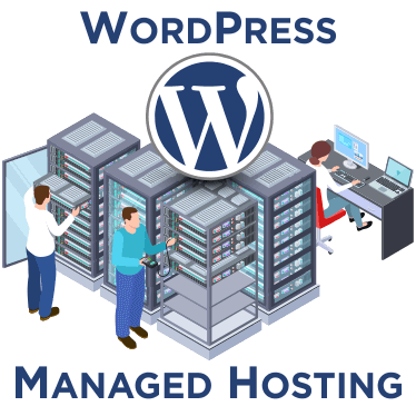Wordpress Managed Hosting | Small Business Hosting Webmaster in Muscatine IA